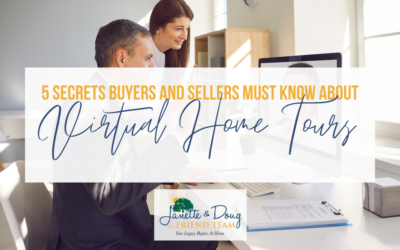 5 Secrets Buyers and Sellers Must Know About Virtual Home Tours